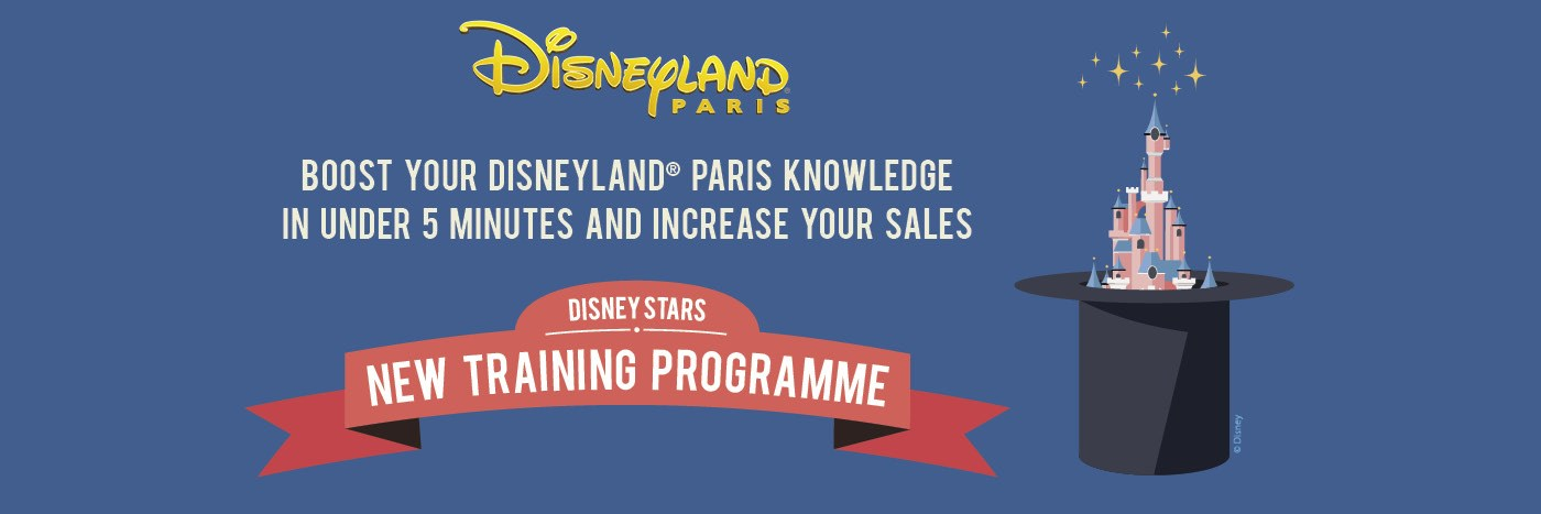 Nouveau training de Disneyland® Paris